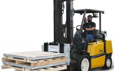 Cambridge DYNA-LIFT Series LiftTruck Scale